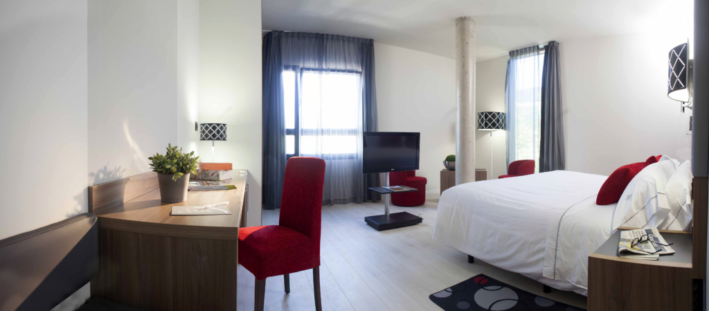 Hotel cerca de San Sebastián en Urnieta