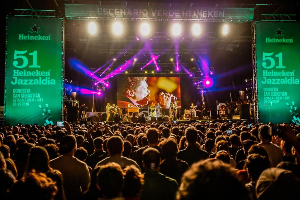 Festival de Jazz de San Sebastián 2018 - Programación y Dónde Alojarse