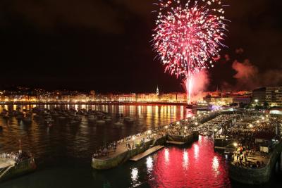 Concurso Internacional de Fuegos Artificiales de la Semana Grande de San Sebastián 2019