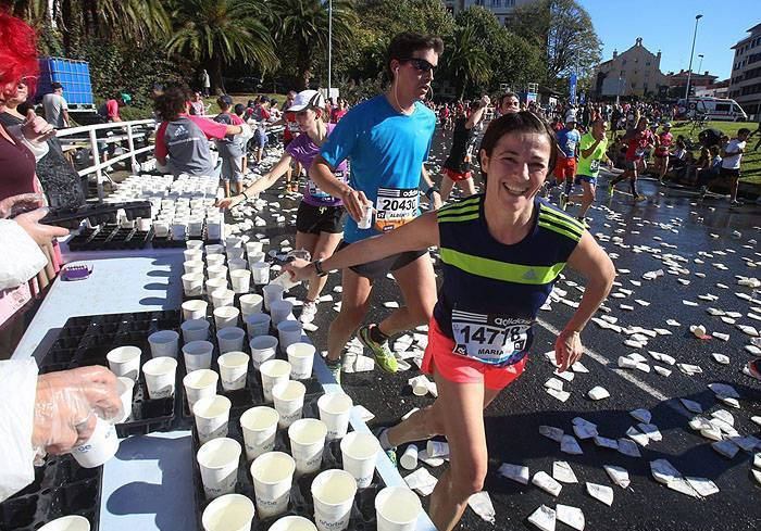 Puntos Principales de la Maratón Behobia San Sebastián 2019