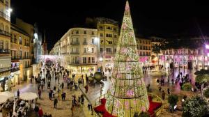 Espacios con decoración navideña en San Sebastián 2019 - 2020