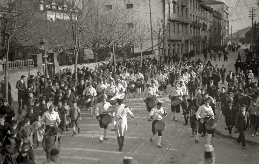Escapada a la tamborrada de San Sebastián - Una fiesta con orígenes históricos