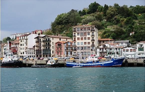 Cuatro museos imperdibles en San Sebastián - El puerto de Pasaia es un emblema de la pesca vasca