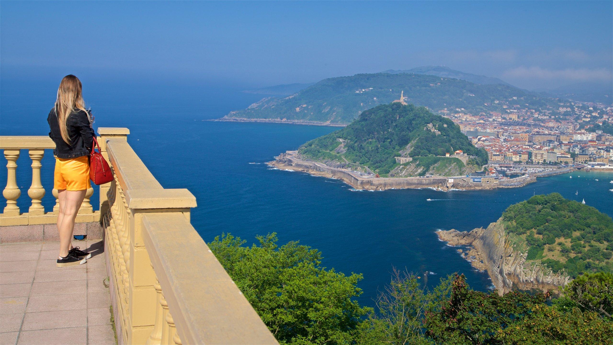 Monte Igueldo - Los Mejores Miradores de San Sebastián
