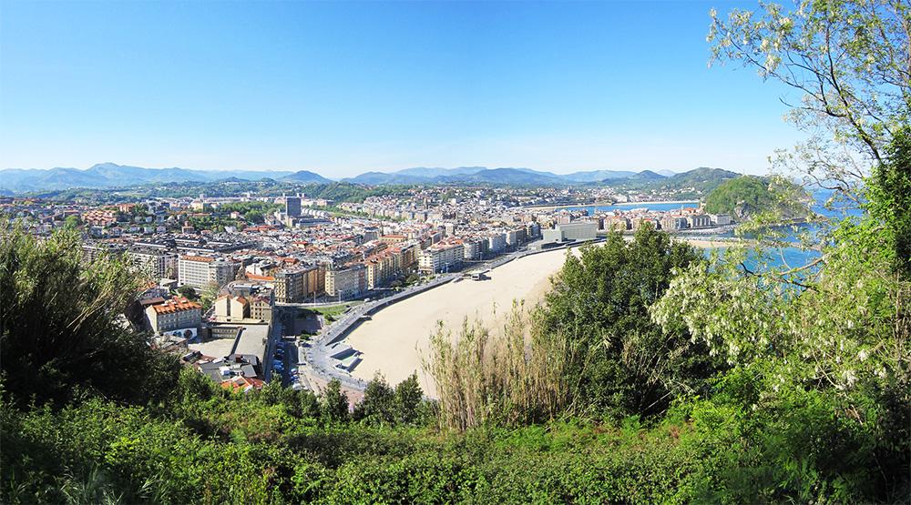 Monte Ulia - Los Mejores Miradores de San Sebastián