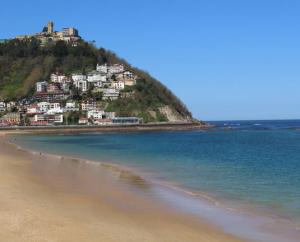 Playa de Ondarreta - Los 5 mejores lugares para hacer fotos en San Sebastián
