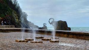 Peine del Viento - Los 5 mejores lugares para hacer fotos en San Sebastián