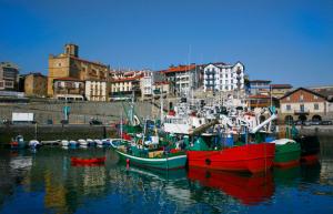 Guetaria - Los pueblos bonitos cerca de San Sebastián.