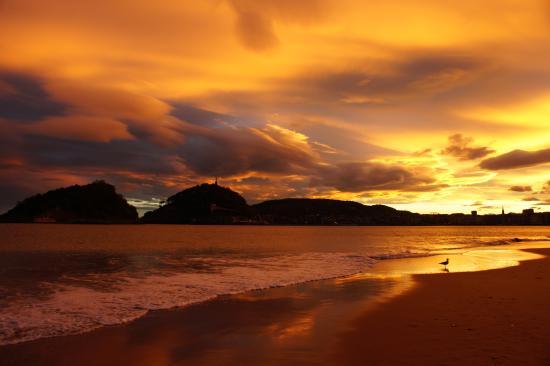 Playa de Ondarreta - Hotel K10